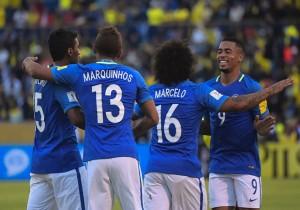 Ecuador vs Brasil4