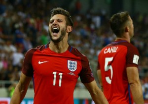 Eslovaquia_Inglaterra_Lallana_2016_Getty