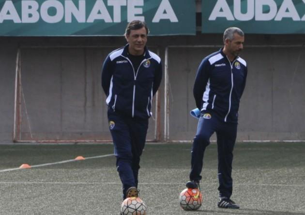 Hugo Vilches asumió como nuevo entrenador de Audax Italiano — Ya tiene DT