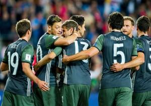 Noruega vs Alemania