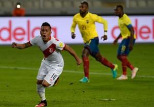 Perú vs Ecuador2