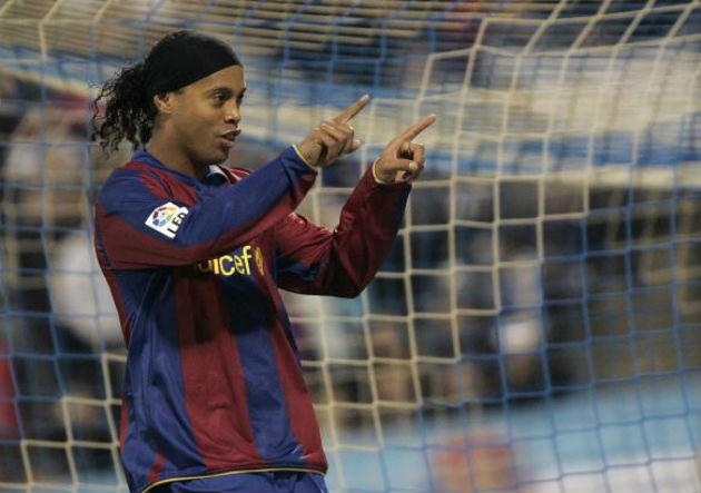 Ronaldinho_Barcelona