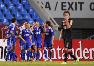 U. de Chile 2011 - Flamengo