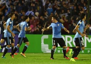 Uruguay vs Paraguay2