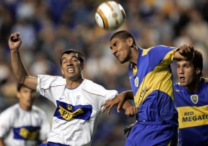 2005 - Boca Juniors vs U. Católica