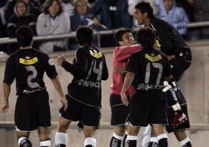 2006 - Gimnasia LP vs Colo Colo
