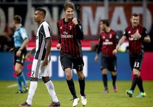AC Milan vs Juventus 3