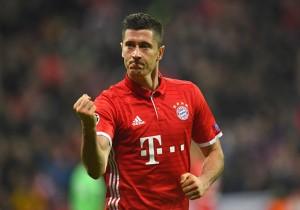 Bayern Munich vs PSV5 - Robert Lewandowski
