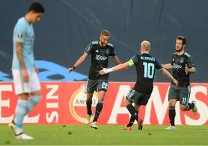 Celta vs Ajax