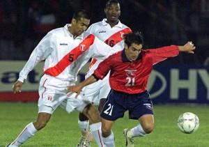 Chile vs Perú 2003