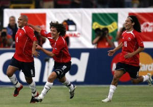 Chile vs Perú 2007
