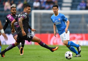 Cruz Azul vs Puebla - Francisco Silva