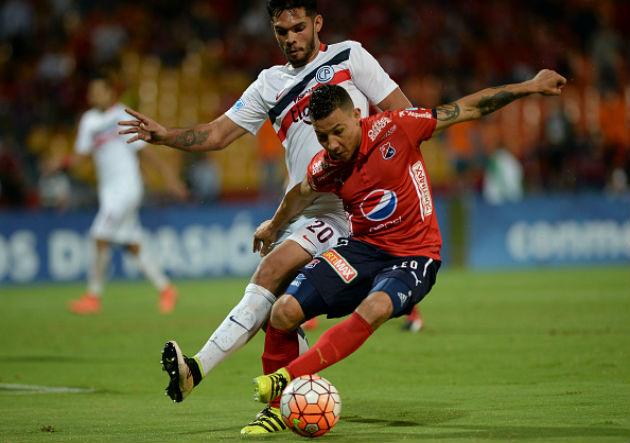 Indep. medellín_Cerro Porteño_ Sudamericana_ Getty