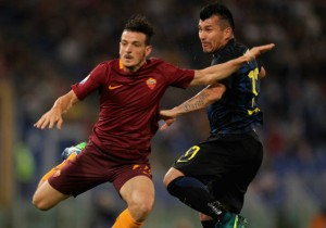 Inter Roma_Gary Medel_2