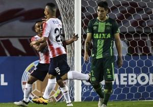 Junior_Chapecoense_Sudamericana_Getty