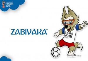 Mascota Rusia 2018 - Zabivaka
