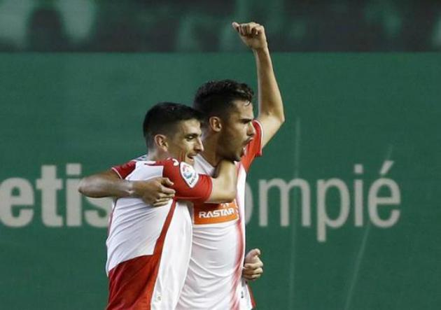 Diego Reyes debuta como goleador del Espanyol en La Liga