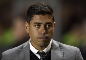 San Lorenzo vs Palestino 5 - Nicolás Córdova
