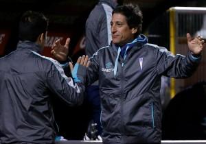 U. Católica vs U. de Chile6 Mario Salas - Copa Chile