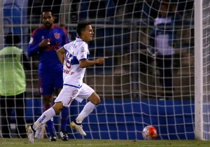 U. Católica vs U. de Chile9 Diego Buonanotte - Copa Chile