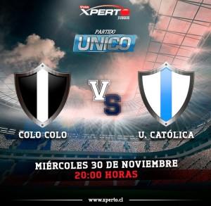 2016-11-30 - COLO COLO VS U. CATÓLICA