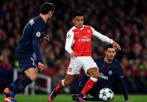 Arsenal_PSG_Getty_Alexis