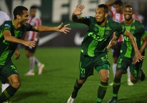 Chapecoense_Junior_Sudamericana_Getty