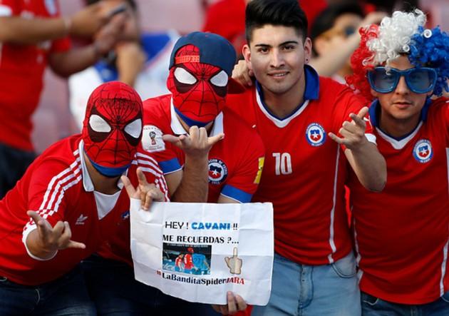 Chile, segundo país que más entradas solicitó para la Copa Confederaciones