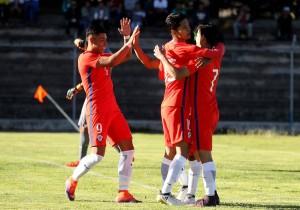 Ecuador Sub 20 vs Chile Sub 20