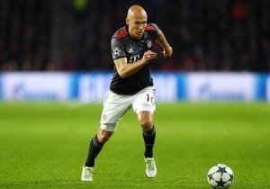 PSV vs Bayern Munich 4 Arjen Robben - Champions League