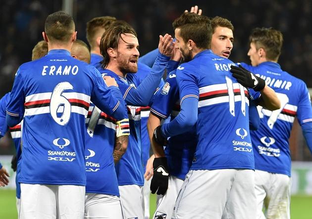 UC Sampdoria v Cagliari Calcio - TIM Cup