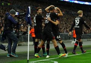 Tottenham vs Bayer Leverkusen 4 - Champions League 2016