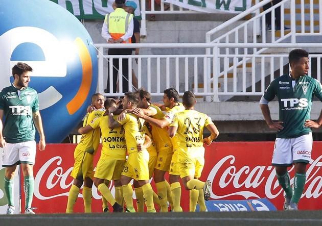 San Luis vs Santiago Wanderers, Campeonato de Apertura 2016/17.