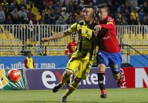 Everton v Union Española, Copa Chile 2016.