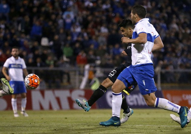 Universidad Catolica vs Colo Colo, Copa Chile 2016.