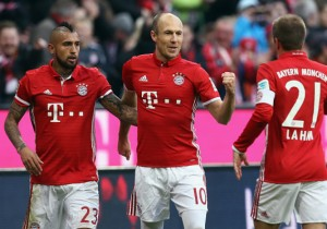 Bayern_Wolfsburgo_Vidal_Robben_Lahm_2016_Getty