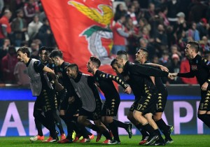 Benfica_Napoli_Champions_Getty