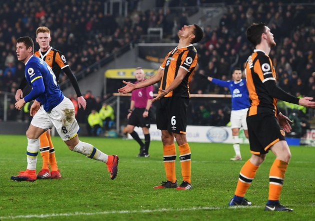 Hull City v Everton - Premier League
