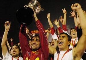 UEspañola_Campeon_Apertura_2005