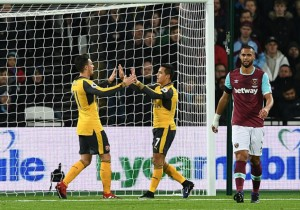 WestHam_Arsenal_Alexis_Ozil_2016_Getty