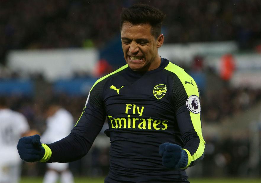 Alexis_Sanchez_gol_Arsenal_Swansea_2017_Getty_3
