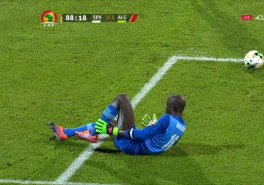 Arquero_Senegal_lesion_solo_2017