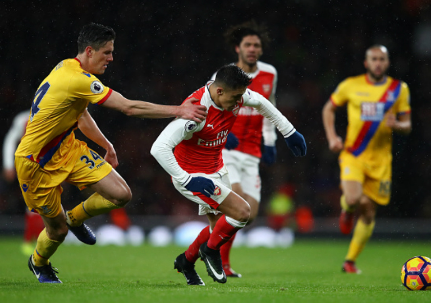 Arsenal_Crystal_Palace_Sanchez_Kelly_2017_Getty