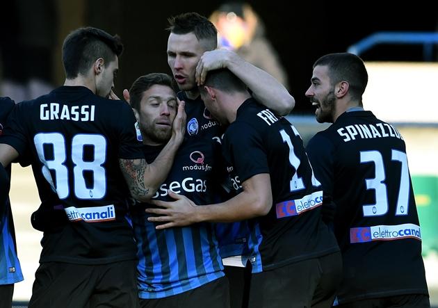 AC ChievoVerona v Atalanta BC - Serie A