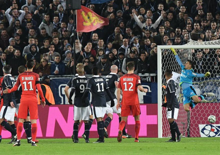 Di_Maria_PSG_Girondins_Copa_Getty_2017