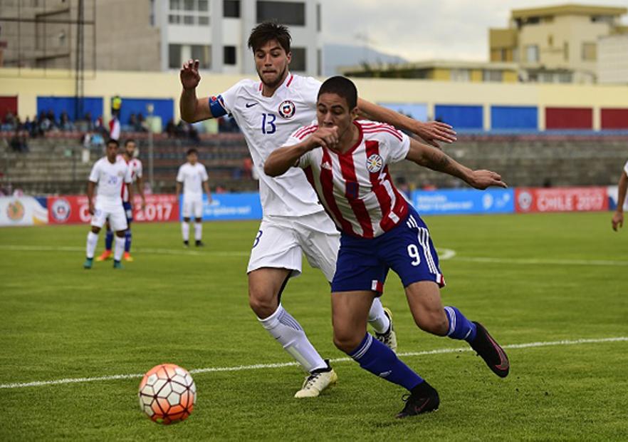 Paraguay_Chile_Sudamericano_Sub20_2017_Getty