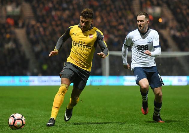 Preston_North_End_Arsenal_Chamberlein_2017_Getty