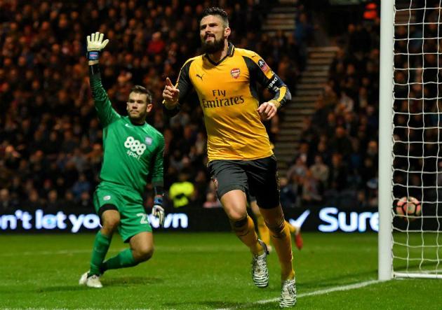 Preston_North_End_Arsenal_Giroud_2017
