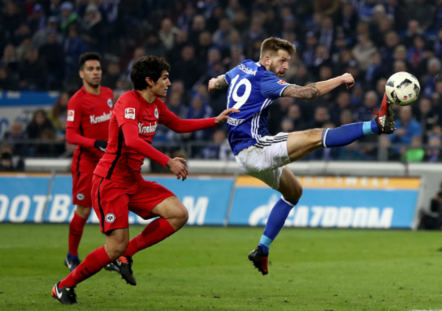 Schalke_Eintracht_Bundesliga_getty
