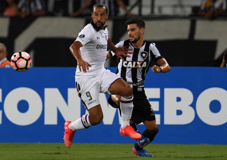 Botafogo_Colo_Colo_Figueroa_Pimpao_2017_Getty